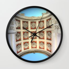 Dolmabahce Palace Istanbul Arch Wall Clock