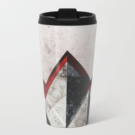 Mount kamikaze Metal Travel Mug