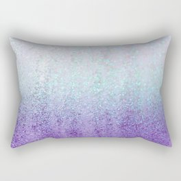 Summer Rain Dreams Rectangular Pillow
