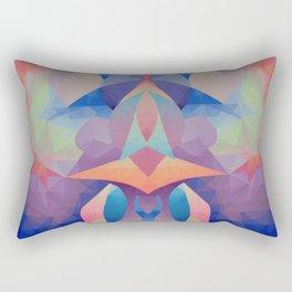 Goddess Arising Rectangular Pillow