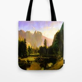 William Keith Yosemite Valley Tote Bag