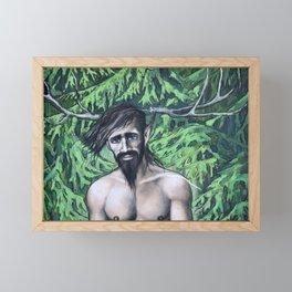 Lesovik Framed Mini Art Print