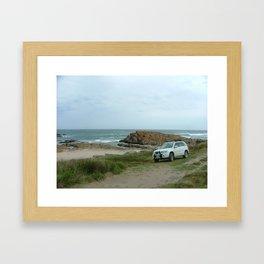 Suzuki Tasmania Wilderness Framed Art Print