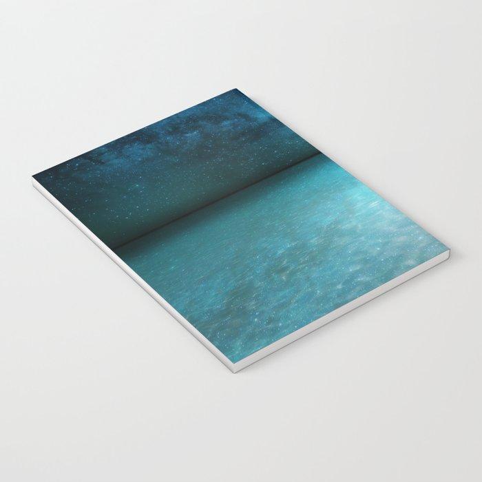 Night Swimming Notebook