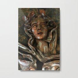 Athens VIII Metal Print