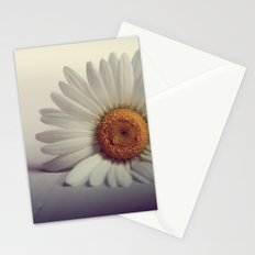Daisy Flower Stationery Cards