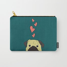 Pug Love! Carry-All Pouch