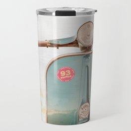 The Blue Vespa Travel Mug