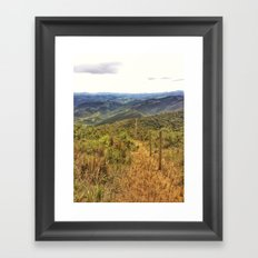 Top from posse Framed Art Print