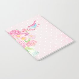 Blossom bird Notebook