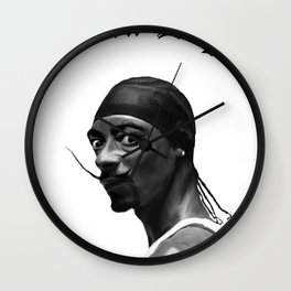 Salva Dogg Wall Clock