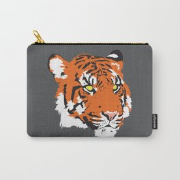Tiger Face Carry-All Pouch