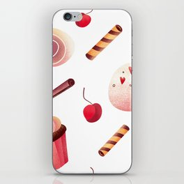 sweets iPhone Skin