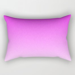 Pink Ombre flames Rectangular Pillow