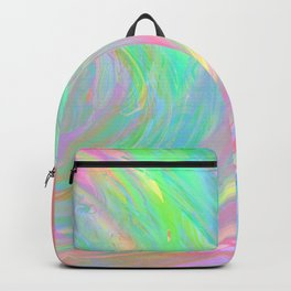 Holographic Cosmic Storm Backpack