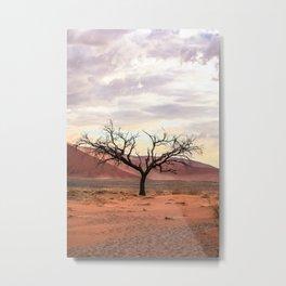 African Tree Metal Print