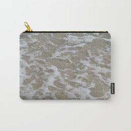 Foam of the ocean Carry-All Pouch