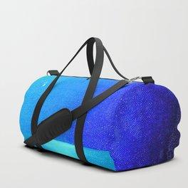 Ocean & Waterdrops / Oil Painting Duffle Bag