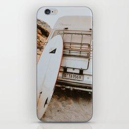 lets surf xxvii iPhone Skin