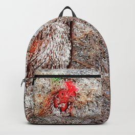 Curious Hen Backpack