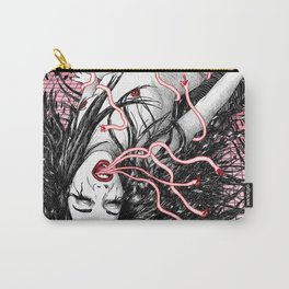 Wine At Pigalle Carry-All Pouch