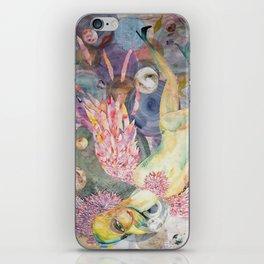 The Infinite Interior of the Spirit iPhone Skin