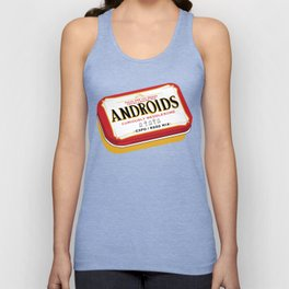 Androids Unisex Tank Top