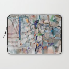 Equitable Fragments Laptop Sleeve