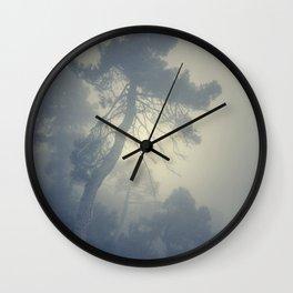 """Telling stories"" Wall Clock"
