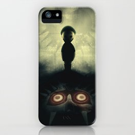 Ben Drowned/You Shouldn't Have Done That iPhone Case