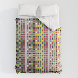 Untitled Four Comforters