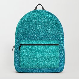 Faux Glitter Backpack
