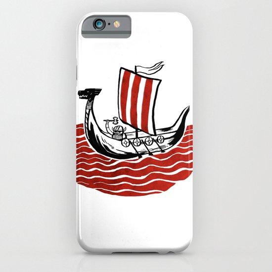 Lone Viking iPhone & iPod Case