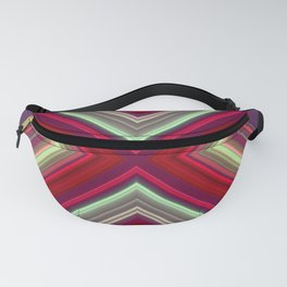 Electronic Ruby Fanny Pack