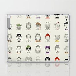 Random People Laptop & iPad Skin