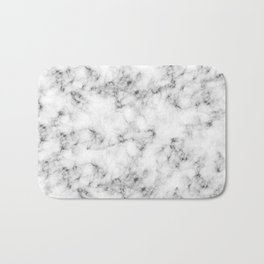 Real Marble Bath Mat