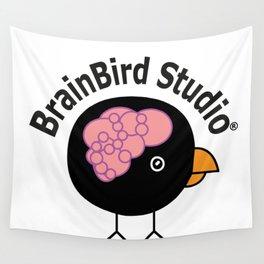 BrainBird Studio customized Wall Tapestry