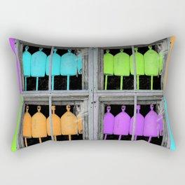 Buoy Warhol Rectangular Pillow