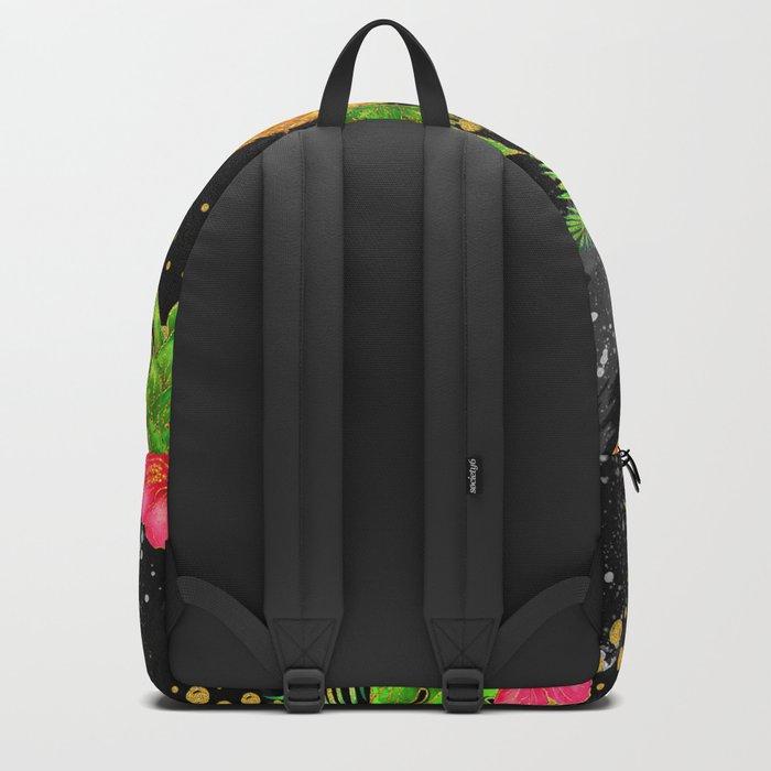 Summer Glitter #8 Backpack