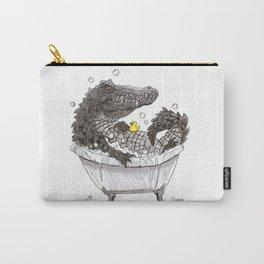 Bubble Bath (Pen & Ink) Carry-All Pouch
