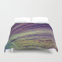 fireworks Duvet Covers featuring Fireworks by Françoise Reina