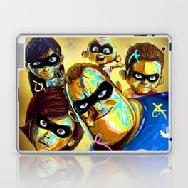 5 Top Favorite Soccer Teams to win World Cup Russia as The Incredibles 2 Laptop & iPad Skin