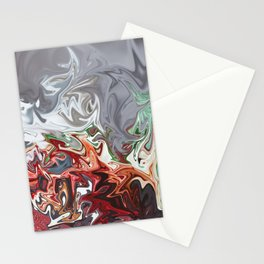Blooded Mint Stationery Cards