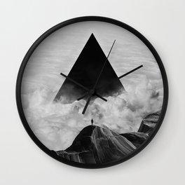 We never had it anyway Wall Clock