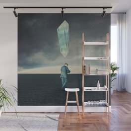 Living two whole lives with Burden Wall Mural
