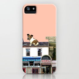 Shopkeepers iPhone Case