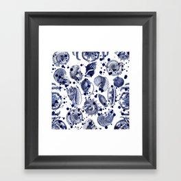 Shells I Framed Art Print