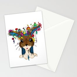 Kokeko - Masquerade Collection Stationery Cards