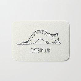 Cat-erpillar Bath Mat