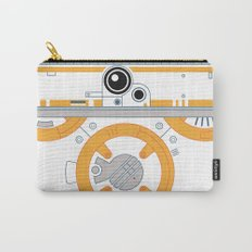 Minimal BB8 Droid Carry-All Pouch